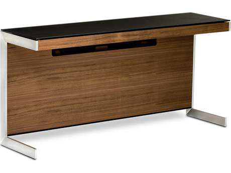 BDI Sequel 60'' x 16'' Natural Walnut Return BDI6002WL