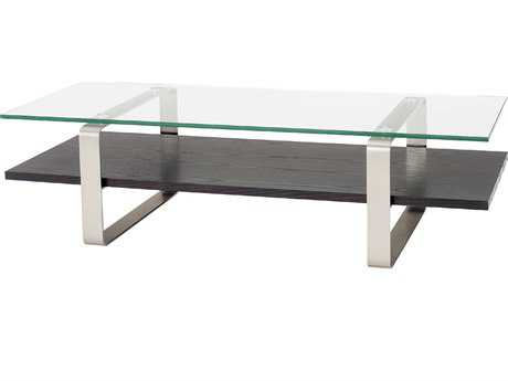 BDI Stream 44''L x 28''W Rectangular Coffee Table BDI1642