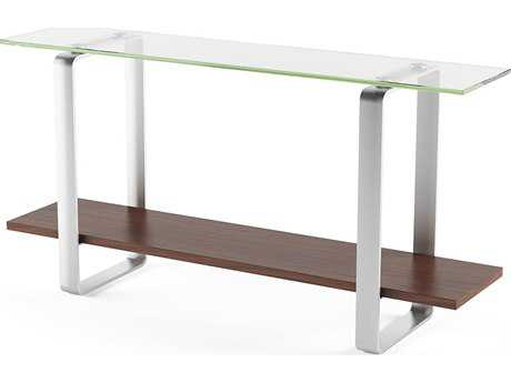 BDI Stream 55''L x 12''W Rectangular Console Table BDI1643