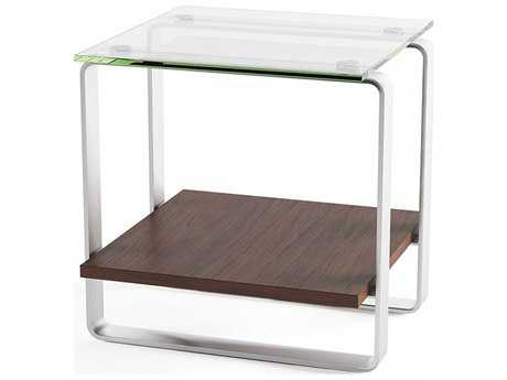 BDI Stream 22'' Square End Table BDI1646