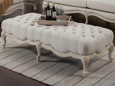 Benetti's Italia Furniture Ava Accent Bench