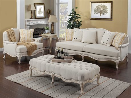 Benetti's Italia Furniture Ava Sofa Set BFAVASOFASET