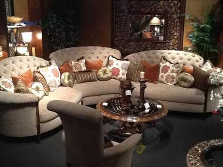 Benetti's Italia Furniture Elena Three Piece Sectional Sofa BFELENA3PIECESECTIONALSOFA