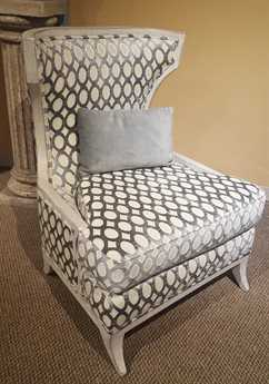 Benetti's Italia Julia Accent Side Chair BFJULIAACCENTCHAIR