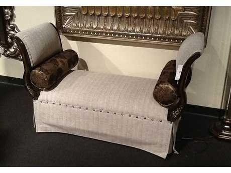 Benetti's Italia Furniture Doganu Accent Bench