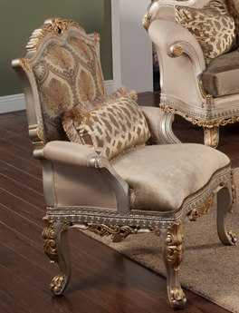 Benetti's Italia Furniture Ornella Accent Chair BFORNELLAACCENTCHAIR
