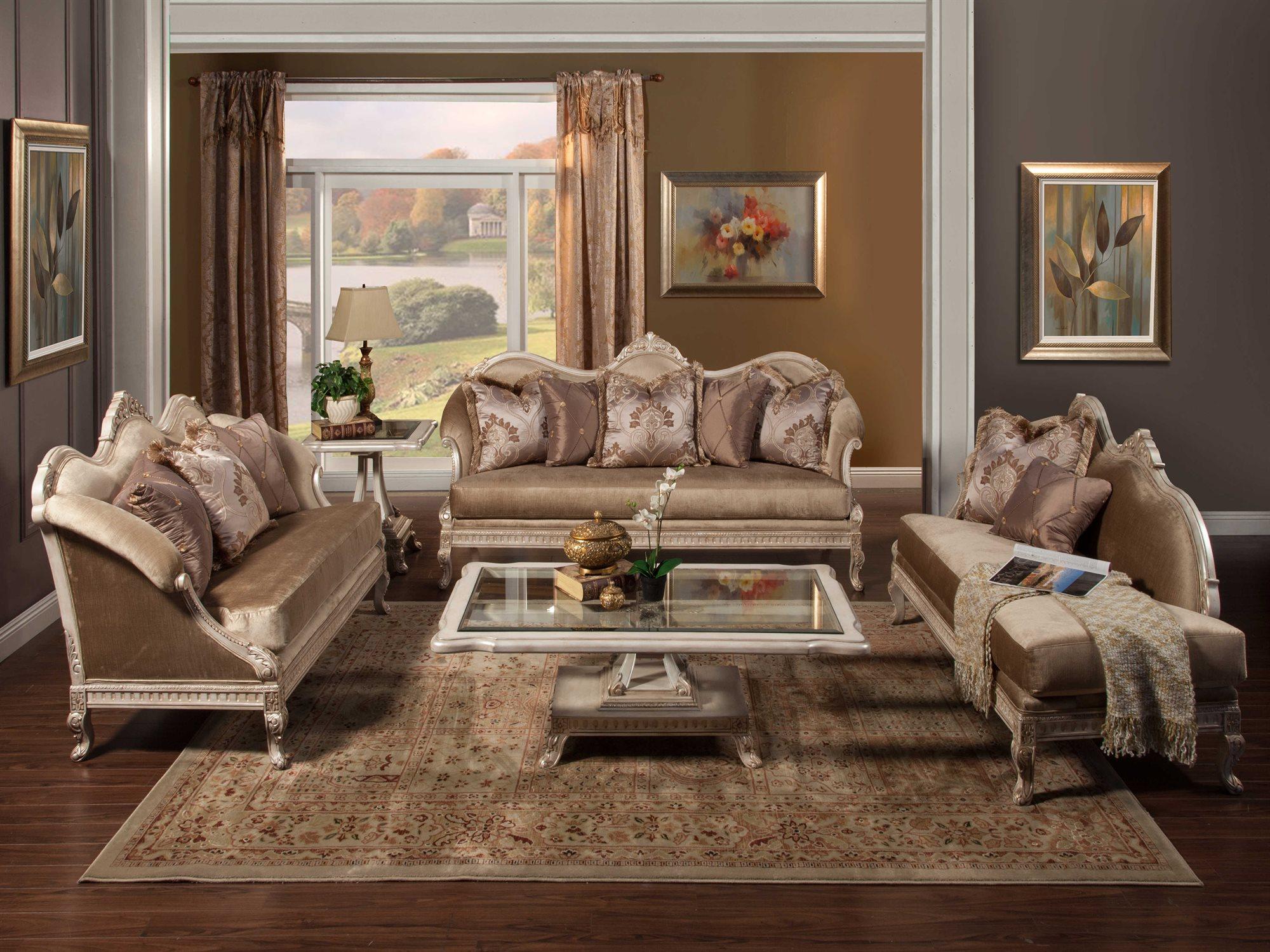 Benetti\'s Italia Furniture Perla Chaise Lounge