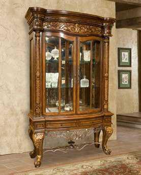 Benetti's Italia Furniture Regalia Display Cabinet