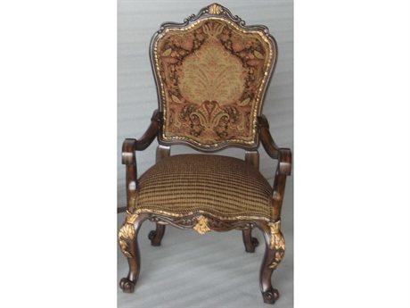 Benetti's Italia Furniture Regalia Dining Arm Chair