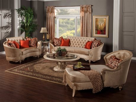 Benetti's Italia Furniture Rosabella Sofa Set