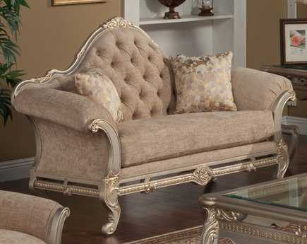 Benetti's Italia Furniture Rosella Loveseat BFROSELLALOVESEAT