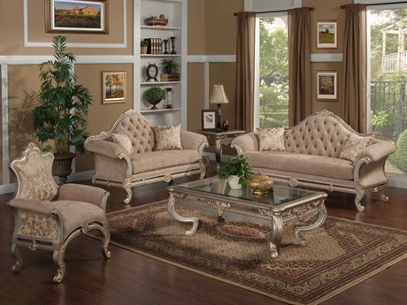 Benetti's Italia Furniture Rosella Sofa Set BFROSELLASET