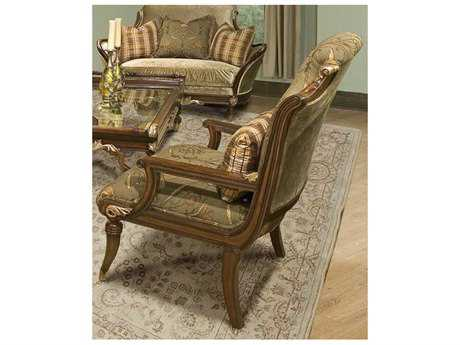Benetti's Italia Furniture Rosetta Accent Chair BFROSETTAACCENTCHAIR