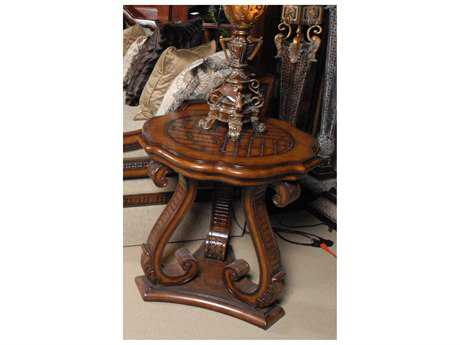 Benetti's Italia Furniture Sabrina End Table