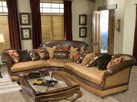 Benetti's Italia Furniture Salvatore Sectional Sofa BFSALVATORESECTIONAL