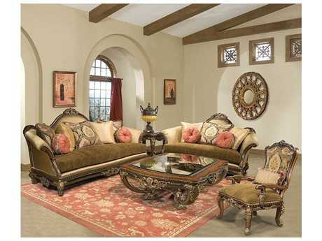 Benetti's Italia Sicily Living Room Set