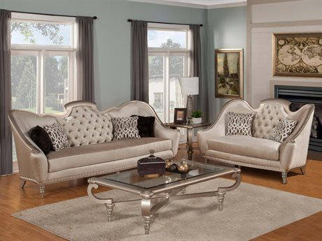 Benetti's Italia Furniture Sofia Sofa Set BFSOFIASET