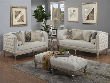 Benetti's Italia Furniture Tiffany Sofa Set BFTIFFANYSOFASET