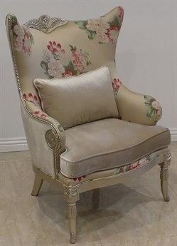 Benetti's Italia Furniture Versailles Accent Chair BFVERSAILLESACCENTCHAIR