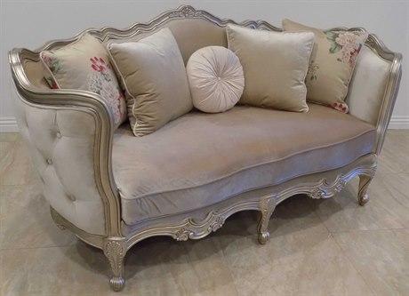 Benetti's Italia Furniture Versailles Sofa Couch BFVERSAILLESLOVESEAT