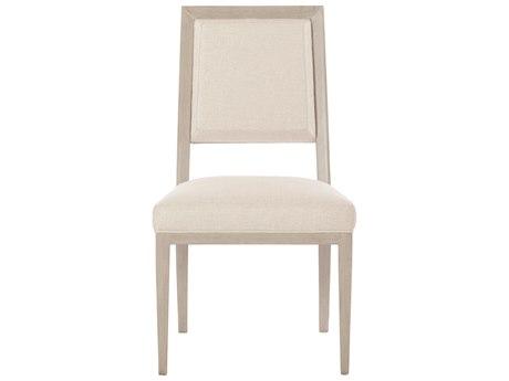Bernhardt Axiom Linear Gray Side Dining Chair BH381541