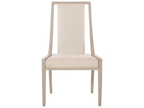 Bernhardt Axiom Linear Gray Side Dining Chair BH381565