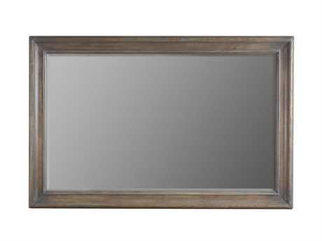 Bernhardt Belgian Oak Dresser Mirror