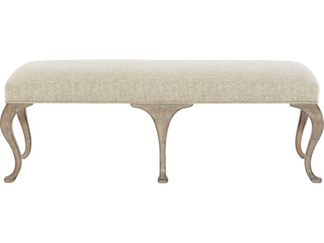Bernhardt Campania Weathered Sand Accent Bench BH370508