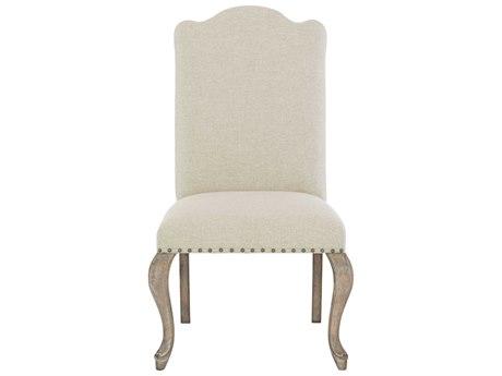 Bernhardt Campania Weathered Sand Dining Side Chair