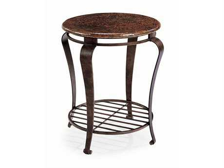 Bernhardt Clark Round End Table BH477121