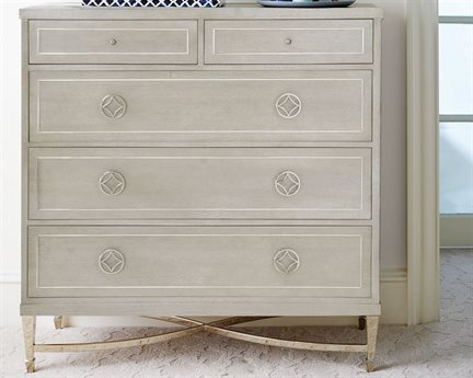 Bernhardt Criteria Heather Gray Chest of Drawers 5 BH363118G