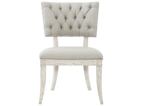 Bernhardt Domaine Blanc Dove White Side Dining Chair