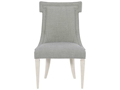 Bernhardt Domaine Blanc Dove White Side Dining Chair BH374547
