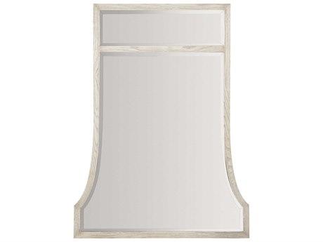 Bernhardt Domaine Blanc Dove White Wall Mirror BH374321