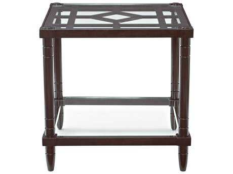 Bernhardt Mayford 26''L x 26'' Wide Square End Table