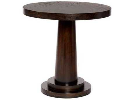 Bernhardt Mercer Java Round Pedestal Table