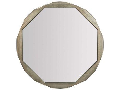 Bernhardt Mosaic Warm Graphite Wall Mirror BH373333