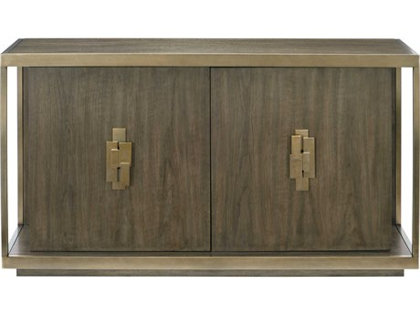 Bernhardt Profile Warm Taupe / Tapestry Gold Buffet BH378130