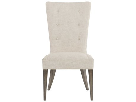 Bernhardt Profile Warm Taupe Side Dining Chair BH378547