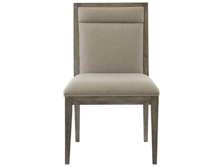 Bernhardt Profile Warm Taupe Side Dining Chair BH378565