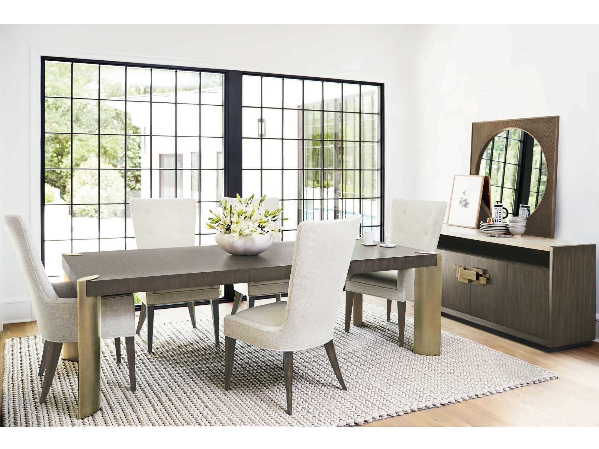 Bernhardt Profile Dining Room Set | BH378222SET1