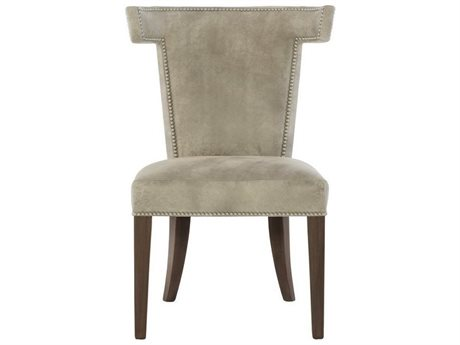Bernhardt Remy Cocoa / Stallone Fossil Side Dining Chair BH366562L