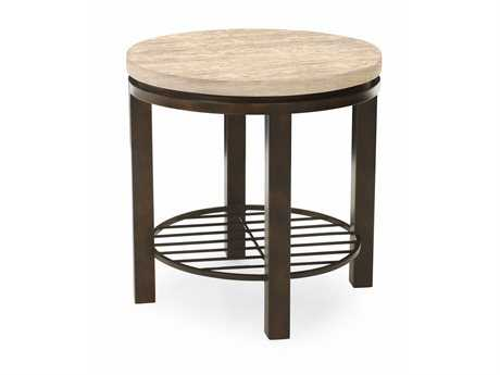 Bernhardt Tempo Round End Table