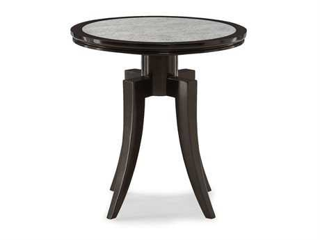 Bernhardt Dubois Round End Table BH421123