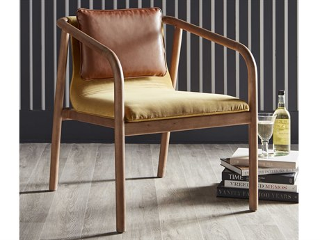 Bobby Berk for A.R.T Furniture Natural Arm Dining Chair