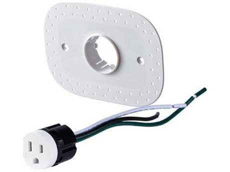 Bocci 22-Series Drywall One-Plug 15A Tamper Resistant Outlet Assembly