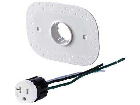 Bocci 22-Series Drywall One-Plug 20A Tamper Resistant Outlet Assembly