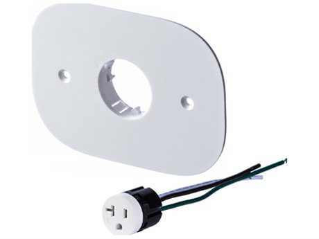 Bocci 22-Series Alternate One-Plug 20A Tamper Resistant Outlet Assembly