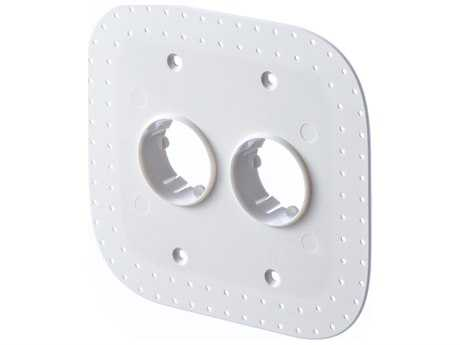 Bocci 22-Series Drywall Two-Plug Wall Plate