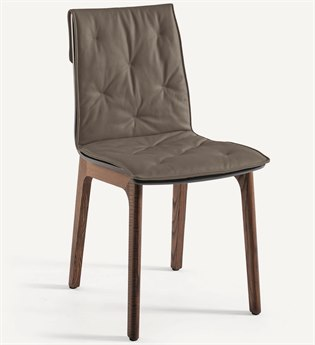 Bontempi Alfa Mink Side Dining Chair BON4055L006L087TN004